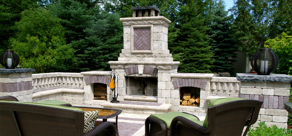 Tuscany Fire Place
